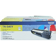 BROTHER TN340Y Toner Kartuşu Sarı (Stok Kodu:TN340Y)
